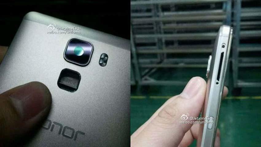Pojawiły się pierwsze zdjęcia Huawei Honor 7 i Honor 7 Plus