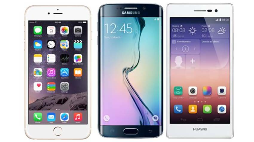 TrendForce: Spadek sprzedaży smartfonów w I kwartale 2015 roku