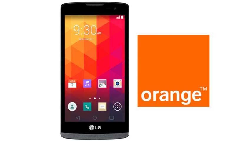 LG Leon LTE w Orange
