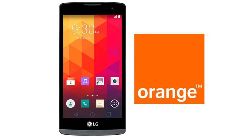 Photo of LG Leon LTE w Orange