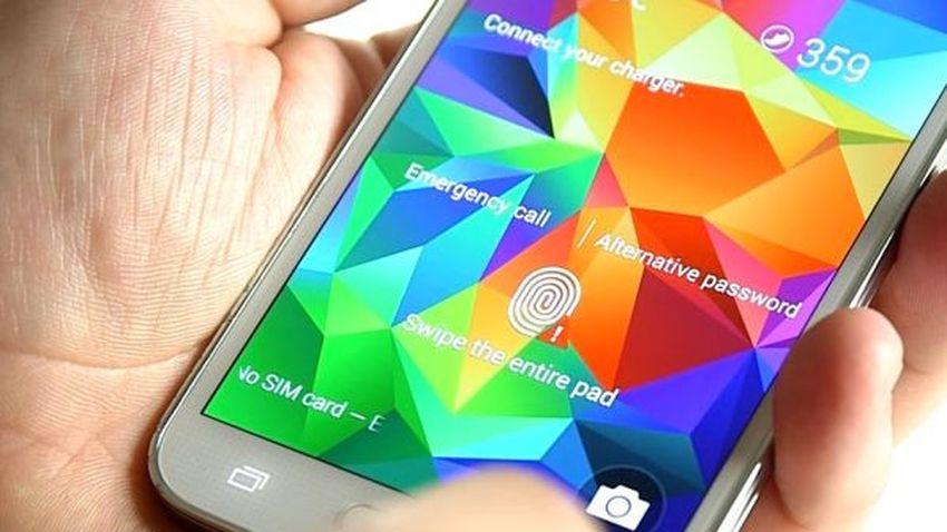 Photo of Hakerzy mogą skopiować odciski palców z czytnika linii papilarnych w Samsungu Galaxy S5