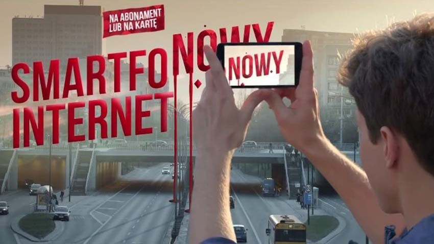 SmartfoNOWA Heyah z nową kampanią reklamową