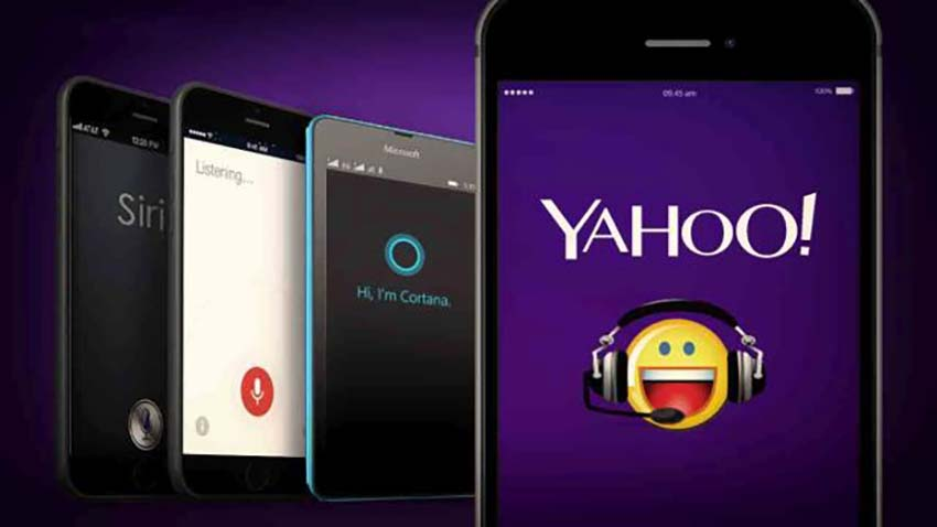 Photo of Yahoo pracuje nad konkurentem Google Now, Siri i Cortany