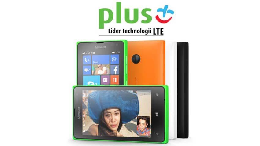 Microsoft Lumia 435 w Plus