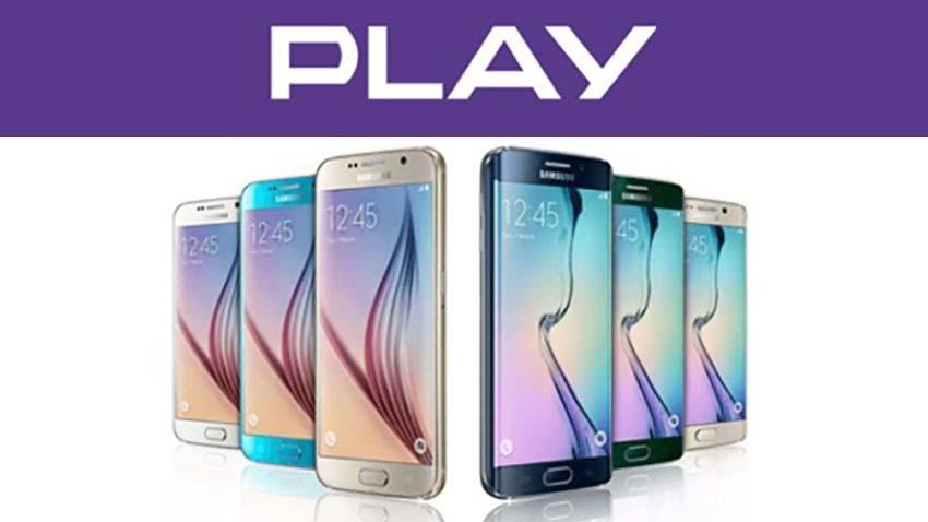 Tańsze Samsungi Galaxy S6 i Galaxy S6 Edge w Play