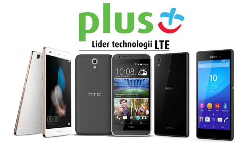 Photo of Plus: Huawei P8 Lite, Sony Xperia M4 Aqua i HTC Desire 620 w ofercie