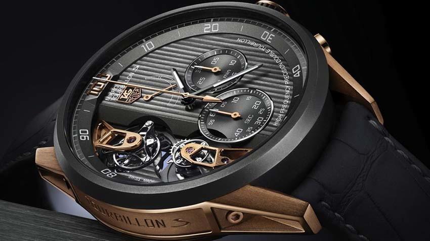 Smartwatch TAG Heuer zadebiutuje pod koniec roku w cenie 1400 dolarów