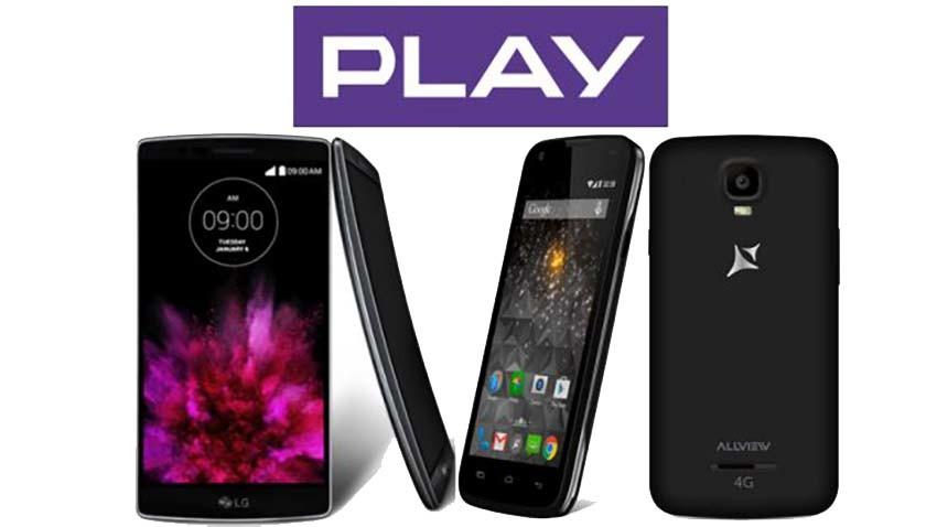 Play: Obniżki cen i nowe smartfony w ofercie