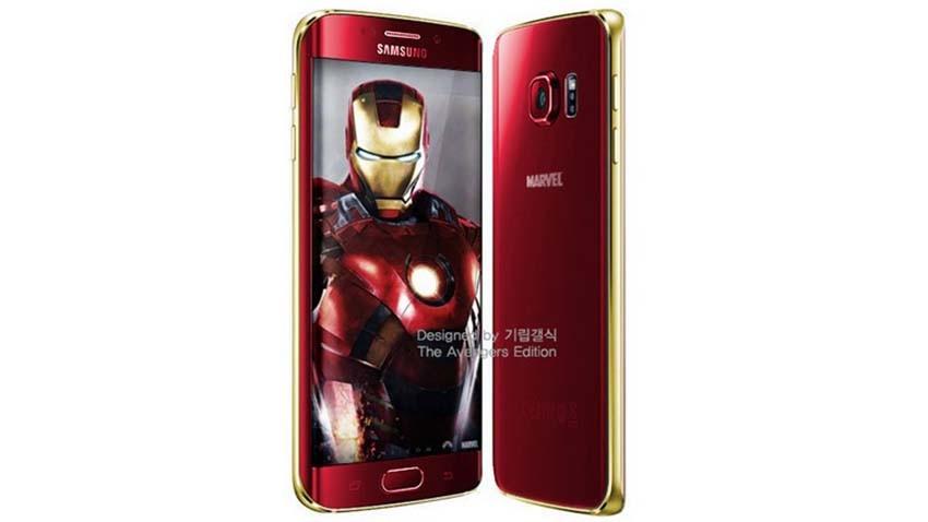 Samsung ma w planach Galaxy S6 i Galaxy S6 Edge w wersji Iron Man