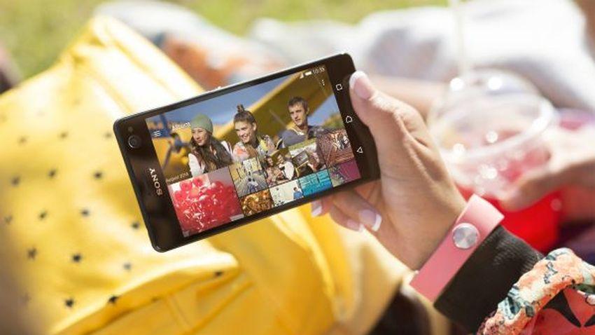 Photo of Sony Xperia C4 już oficjalnie – nowy smartfon do selfie