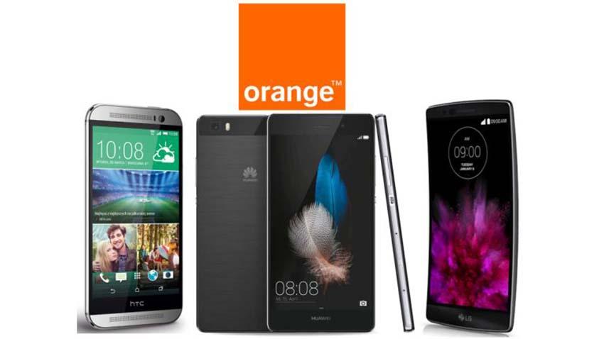 Photo of Orange: HTC One M8s, LG G Flex 2 i Huawei P8 Lite w ofercie