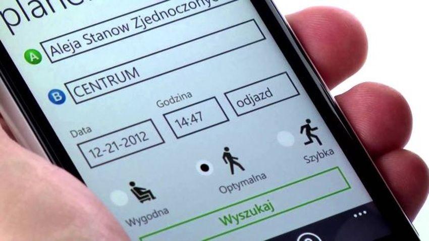 Nowa wersja aplikacji jakdojade.pl za darmo w opcji premium na smartfony Lumia