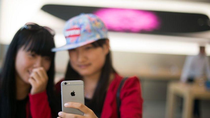 IDC: Apple na szczycie chińskiego rynku smartfonów