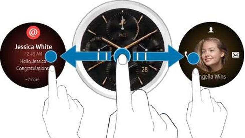 Samsung Gear A - kolejne informacje na temat okrągłego smartwatcha