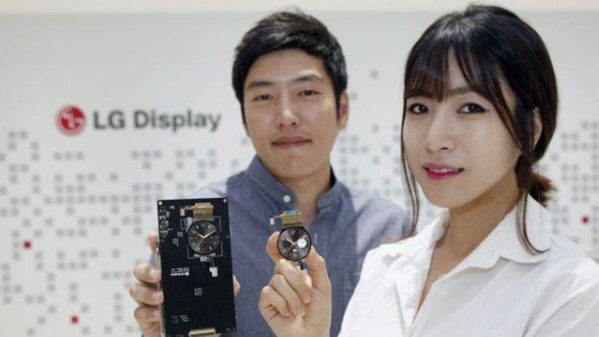LG Display dostawcą większości wyświetlaczy dla smartwatchy
