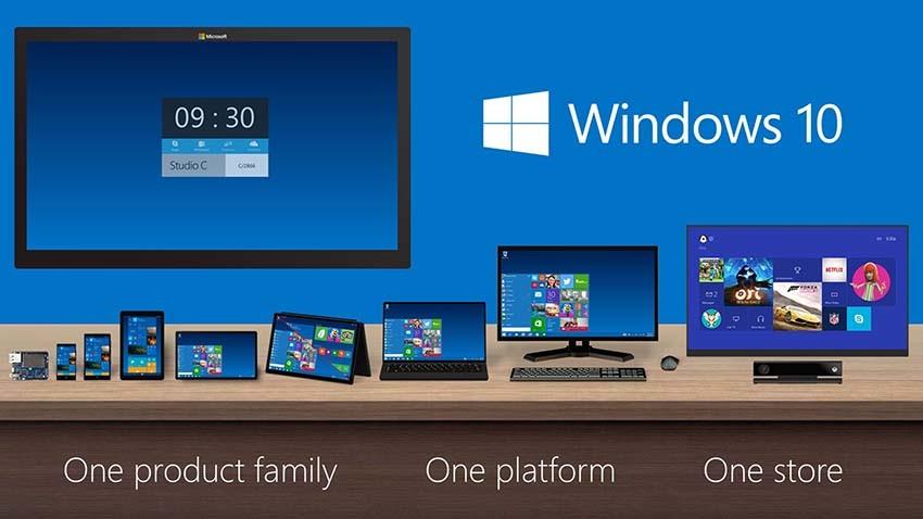 Nowy Windows dostępny w 7 wersjach. Mobilny system otrzymał nazwę Windows 10 Mobile