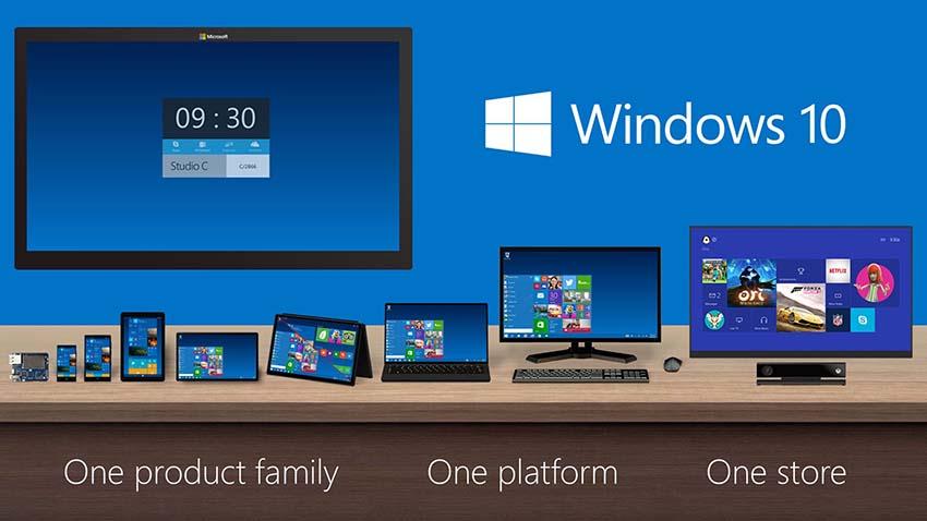 Photo of Nowy Windows dostępny w 7 wersjach. Mobilny system otrzymał nazwę Windows 10 Mobile