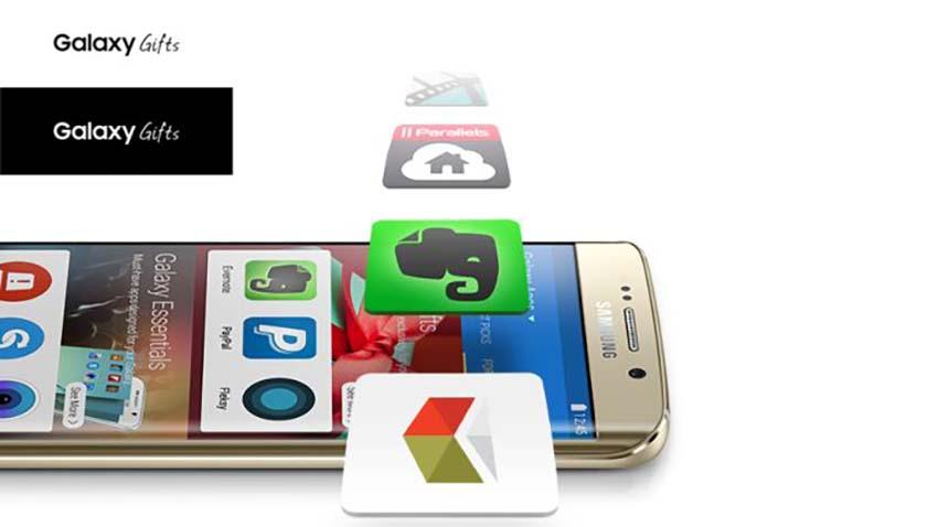 Photo of Galaxy Gifts – pakiet aplikacji i usług dla Samsunga Galaxy S6 i S6 Edge