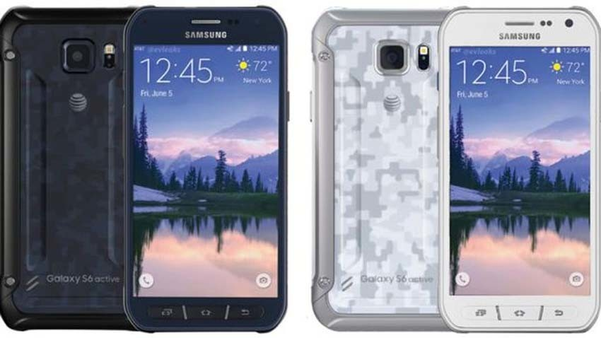 Samsung ujawnia Galaxy S6 Active na swojej stronie