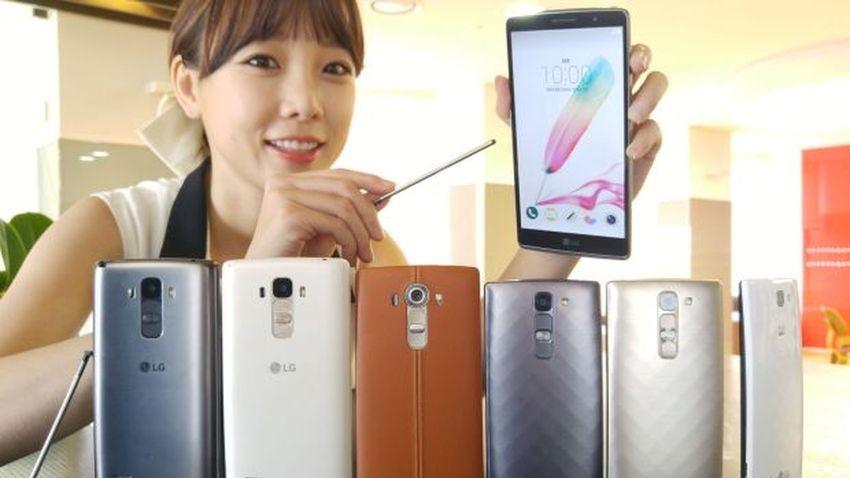 LG G4 Stylus i G4c oficjalnie zapowiedziane