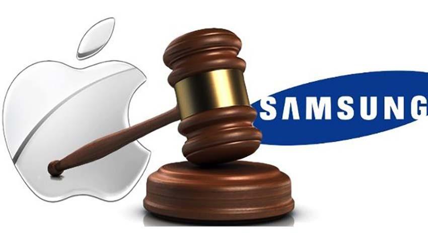 Samsung zapłaci Apple mniejsze odszkodowanie za naruszenie patentów