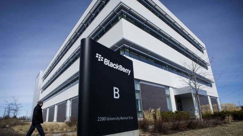 BlackBerry dokonuje redukcji zatrudnienia