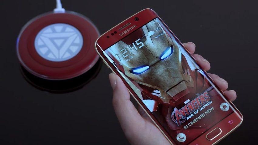 Samsung oficjalnie prezentuje Galaxy S6 Edge w edycji Iron Man