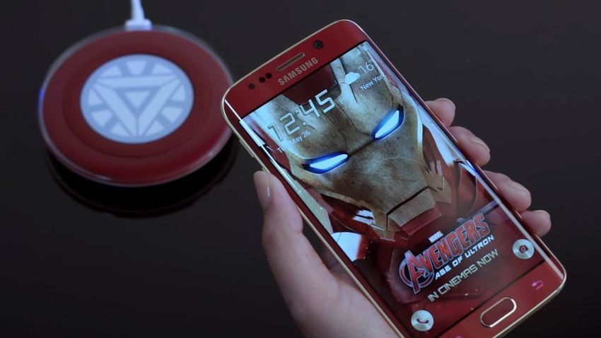 Photo of Samsung oficjalnie prezentuje Galaxy S6 Edge w edycji Iron Man