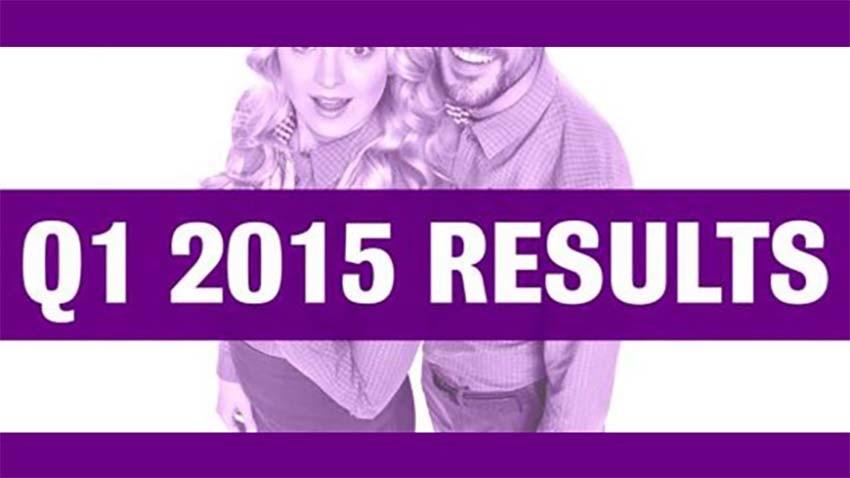 Wyniki Play za I kwartał 2015 roku