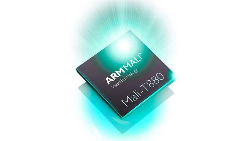 ARM i Samsung podpisują długoterminową umowę na układy graficzne Mali