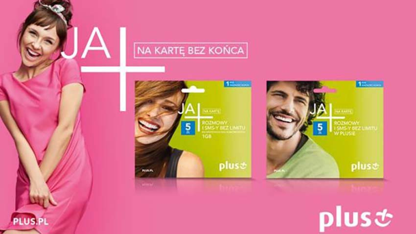 Photo of Plus: Nowe startery JA+ Na Kartę za darmo na stronie internetowej