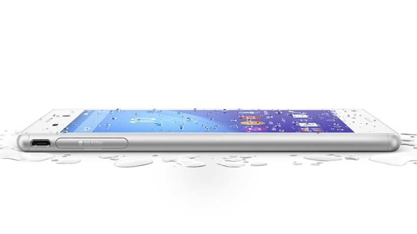 Sony Xperia M4 Aqua z nieco ponad gigabajtem pamięci wbudowanej