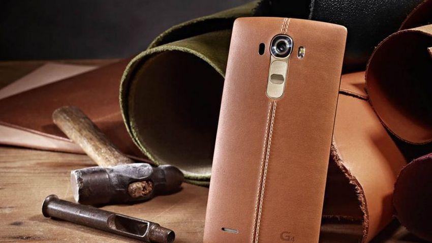 Photo of LG chce, żebyśmy kojarzyli G4 ze skórą
