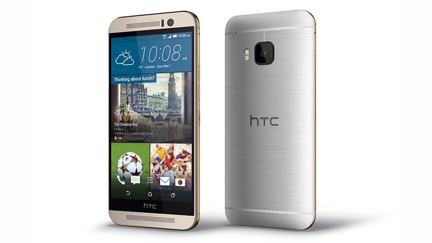 HTC One M9 otrzymuje aktualizację poprawiającą aparat i czas pracy na baterii