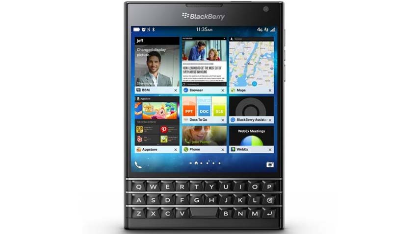 Photo of Blackberry szykuje telefon z Androidem?