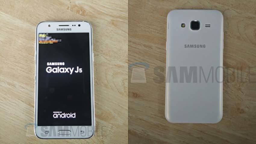 Samsung Galaxy J5 ? zdjęcia i specyfikacja