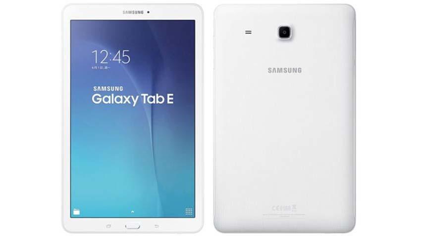 Samsung Galaxy Tab E oficjalnie zapowiedziany