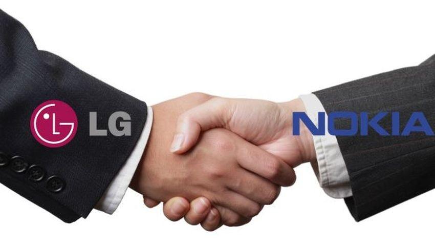 Nokia i LG zawierają umowę patentową