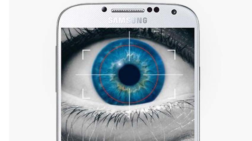Samsung Galaxy S7 i LG G5 ze skanerami tęczówki oka?