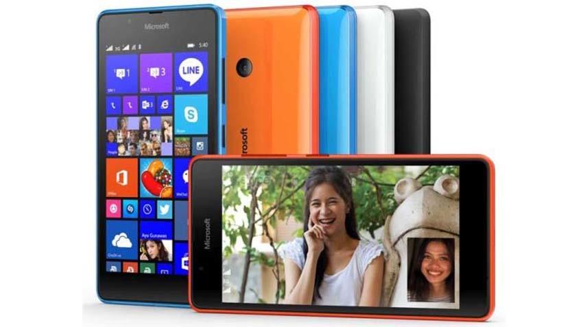 Microsoft Lumia 540 już od lipca w Polsce