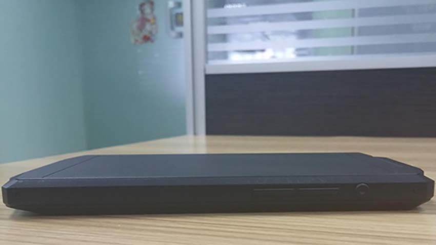 Prototypowy smartfon z baterią o pojemności 10 000 mAh