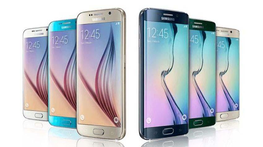 Samsung ma szansę sprzedać 45 milionów sztuk Galaxy S6 i Galaxy S6 Edge w 2015 roku
