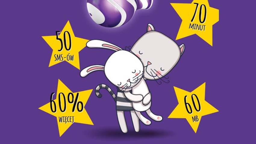 Photo of Promocja Play: Bonusy za doładowania na dzień przytulania
