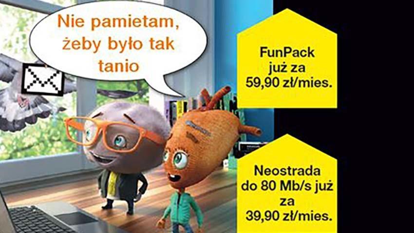Orange: Neostrada w Superpromocji i abonament komórkowy za pół ceny