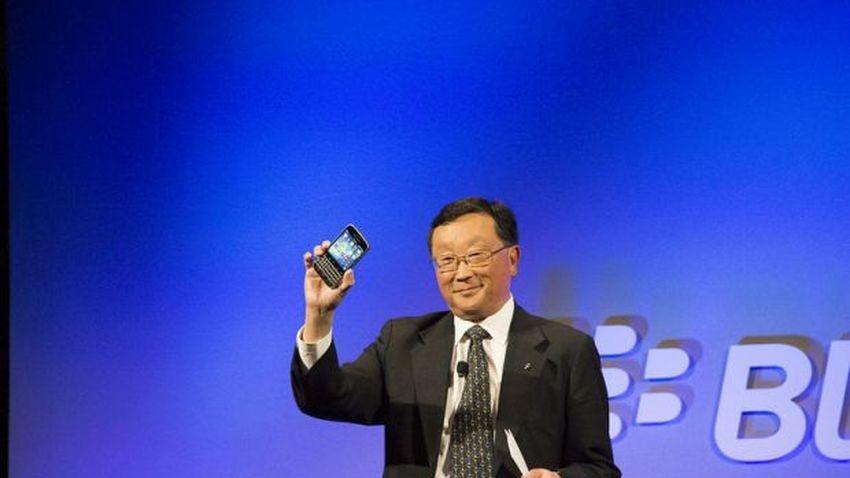Blackberry zrobi smartfona z Androidem pod jednym warunkiem
