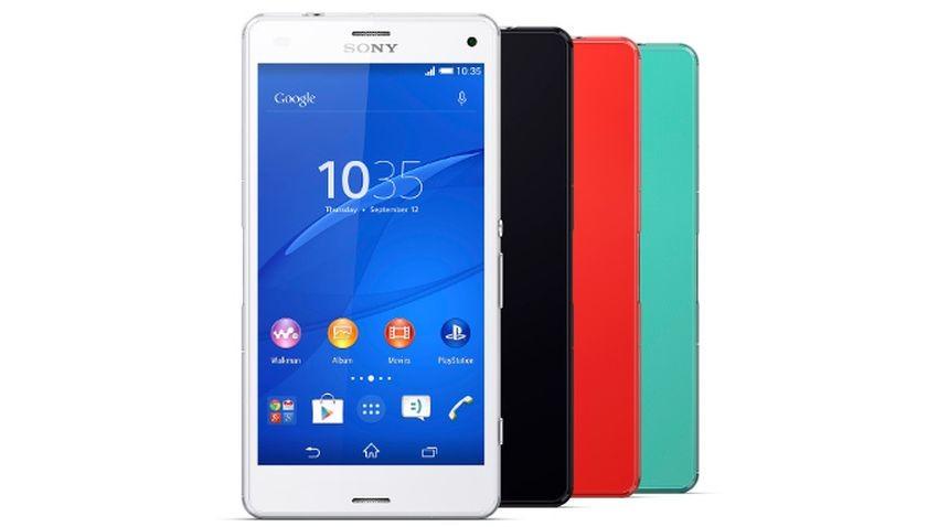 Nowy smartfon Sony z 4.6-calowym wyświetlaczem o rozdzielczości Full HD. Czy to Xperia Z4 Compact?