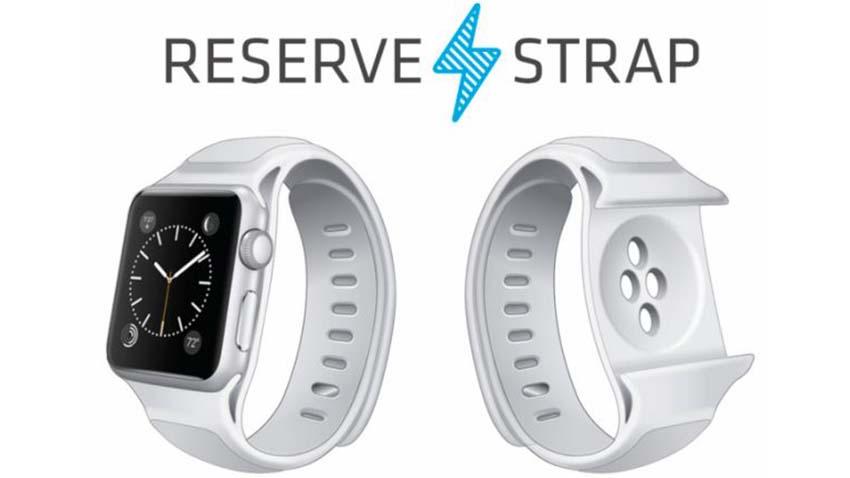 Photo of Pasek z powerbankiem zwiększy żywotność baterii Apple Watch