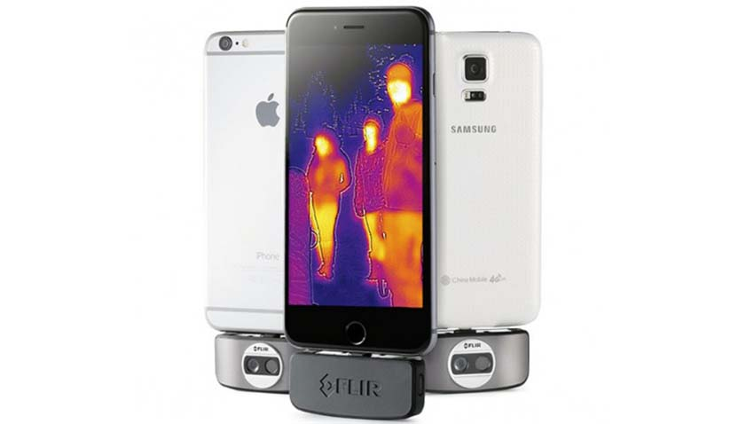 Photo of Flir One – zamień telefon w kamerę termowizyjną