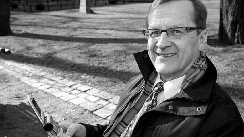 Zmarł Matti Makkonen - twórca SMS miał 63 lata
