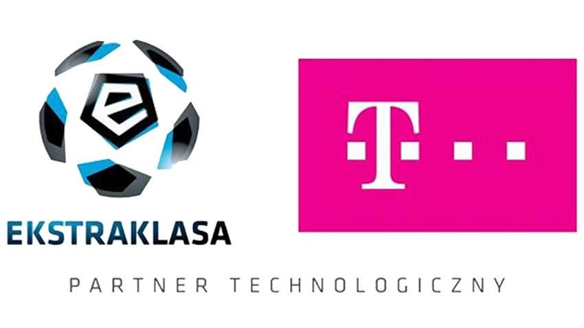 T-Mobile partnerem technologicznym piłkarskiej Ekstraklasy i dostawcą nowej usługi